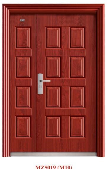 cửa thép cánh lệch