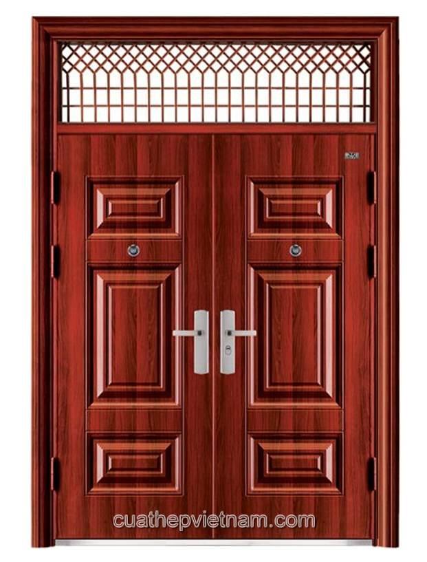 cửa sắt 2 cánh, cửa sắt hai cánh, cửa sắt hai cánh giá rẻ, cửa sắt hai cánh hà nội, cua sat van go 2 canh, cửa sắt vân gỗ hai cánh, cửa thép 2 cánh, cửa thép hai cánh, cửa thép hai cánh giá rẻ, cửa thép hai cánh hà nội, cua thep van go 2 canh, cửa thép vân gỗ hai cánh