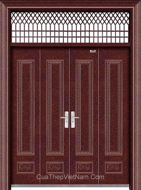 cửa 4 cánh, cửa sắt 4 cánh, cửa sắt 4 cánh hà nội, cửa sắt 6 cánh, cửa sắt bốn cánh, cửa sắt hà nội, cửa sắt sáu cánh, cửa sắt vân gỗ, cua sat van go 4 canh ha noi, cửa thép 4 cánh, cua thep 6 canh, cua thep bon canh, cua thep sau canh, cửa thép vân gỗ 4 cánh, Cửa thép vẫn gỗ 6 cánh, cua thep van go bon canh, cửa thép vân gỗ sáu cánh